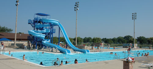 Finance Committee Votes To Increase Funds For Anderson Pool Work Kenowi