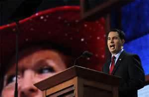 Gov Walker casino